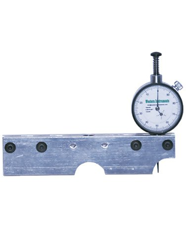Western Instruments N88-11B Jr. Bridging Pit Gauge Basic