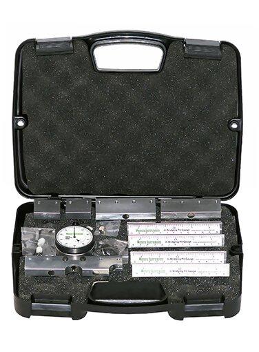 Western Instruments N88-11S Jr. Bridging Pit Gauge Super