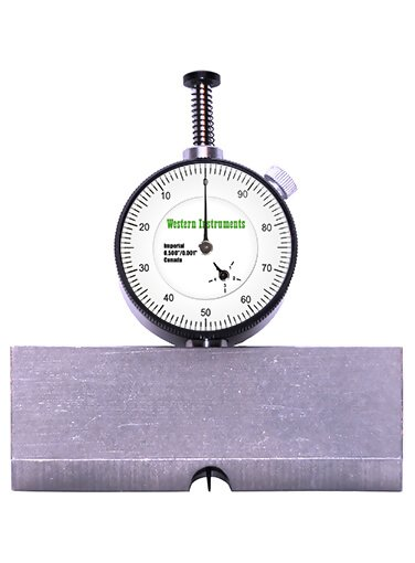 Western Instruments N88-3 Basic Plus Pit Gauge Centre Mount 3.5