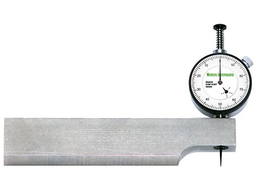 Western Instruments N88-6 Reaching Plus Pit Gauge 6in (152mm) Blade