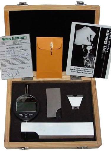 Western Instruments N88-SPI Special Pipeline Inspectors Kit