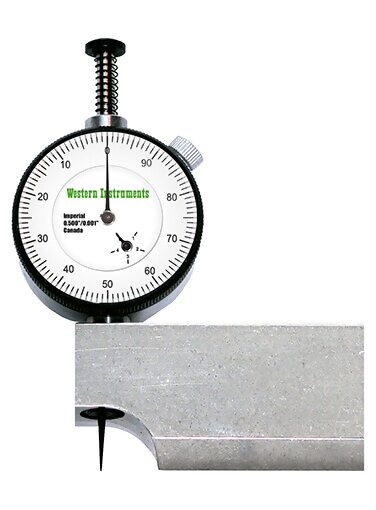 Western Instruments N88-TI Tubing Inspection Gauge